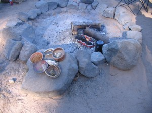 Sacred Fire and Tobacco