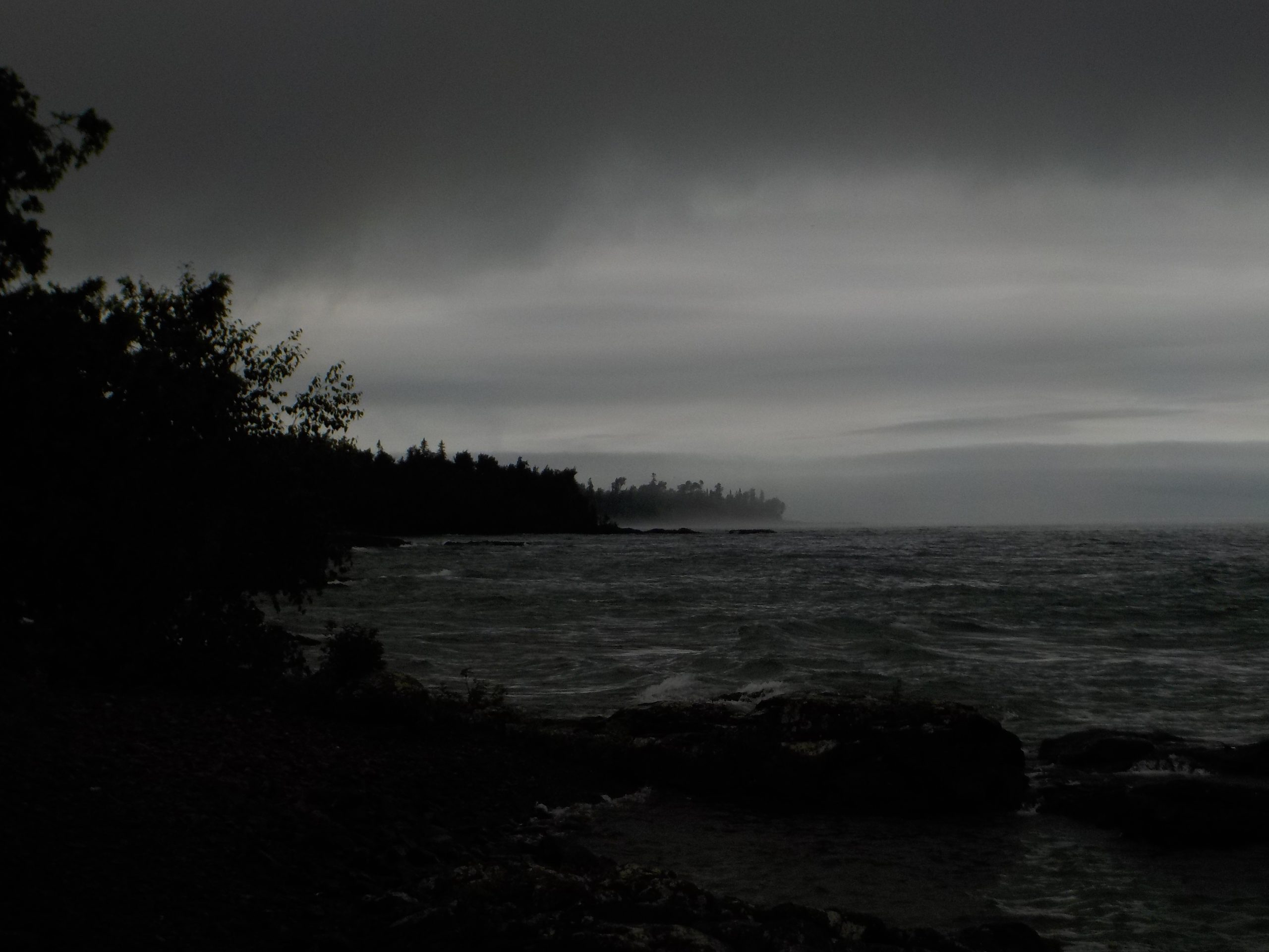 Keweenaw point